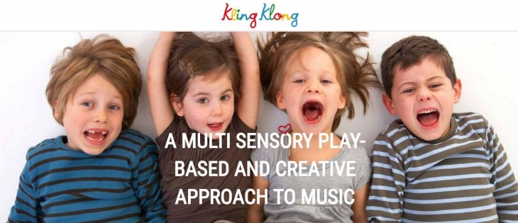 Kling Klong - Early Childhood Music Education