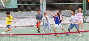 Kindy Smashers Tennis Classes
