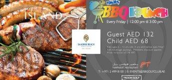 Family BBQ Krunch!