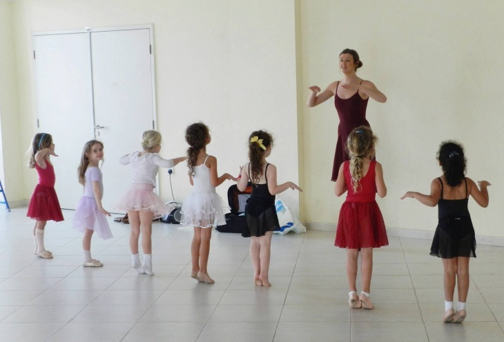 Free Ballet Class At Cloud 7 Tickikids Dubai