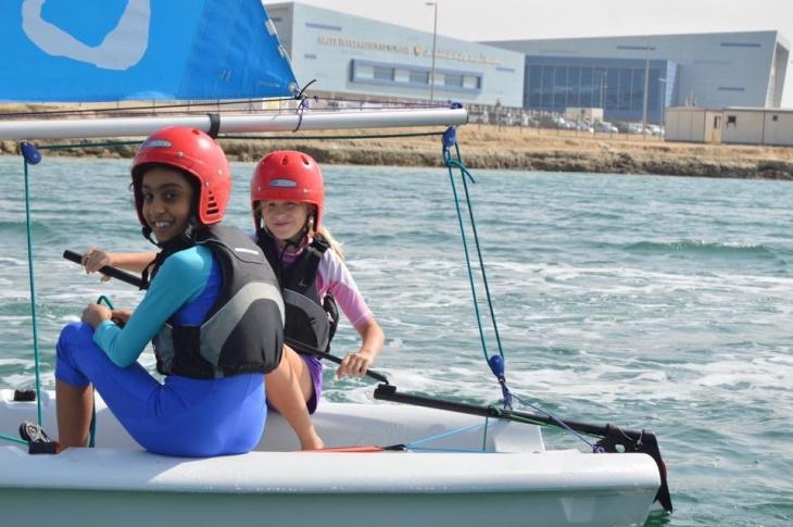 Half Term Watersports Holiday Club
