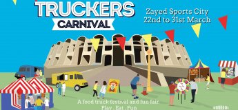 Truckers Carnival at Zayed Sports City