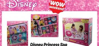 Disney Princess Spa