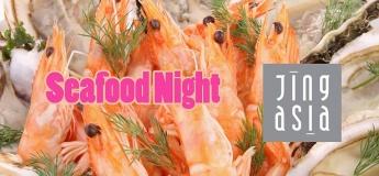 Seafood Night at Jing Asia