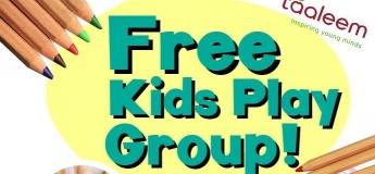Free Kids Play Group