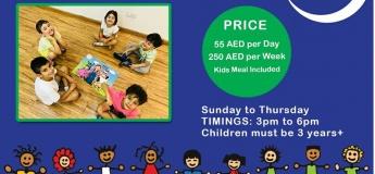 Ramadan Camp at Kids Jungle
