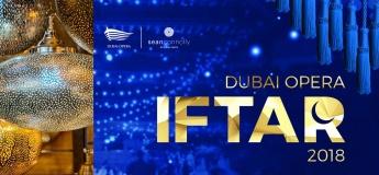 Iftar at Dubai Opera