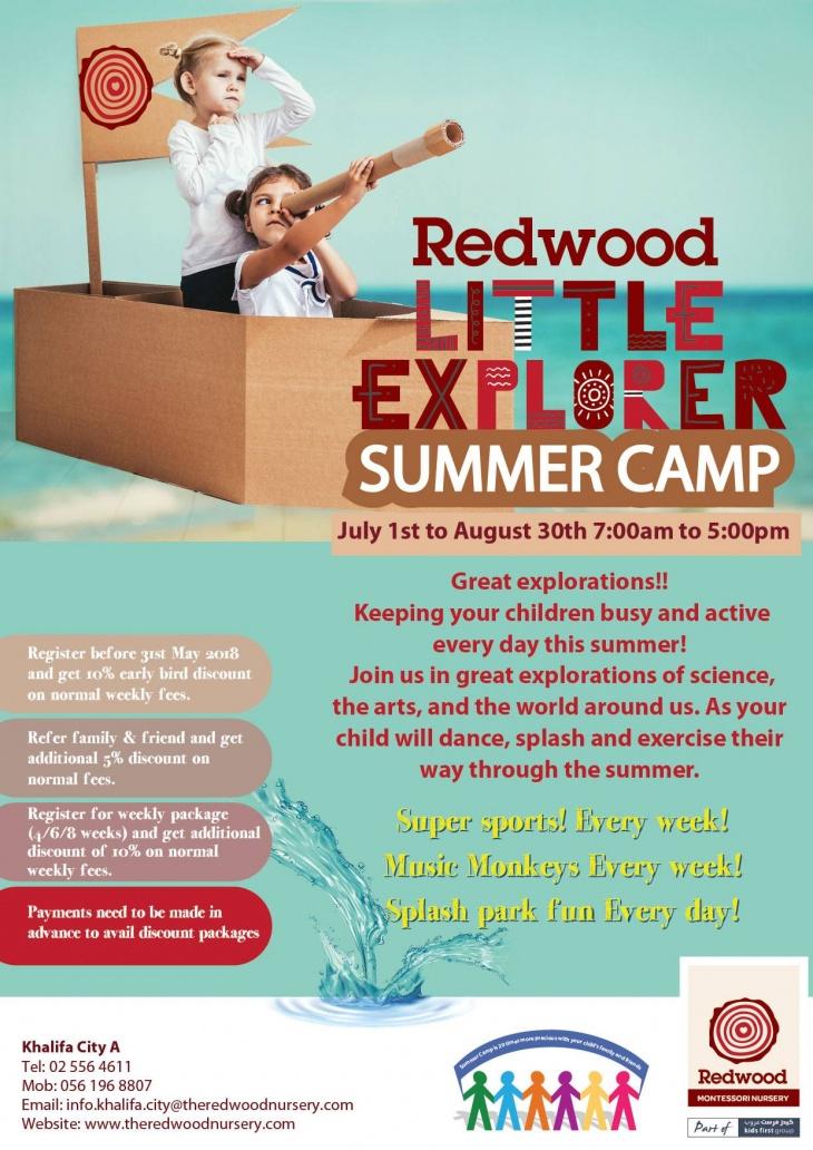Great explorations Summer Camp
