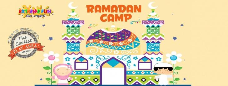 Ramadan camp @ Extreme Fun Play Centre