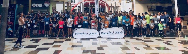 ITrain Sessions by Daman at Yas Mall