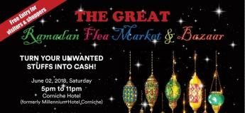The Great Ramadan Flea Market & Bazaar
