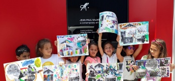 Children's Collage Workshop | Build Your Own Archive