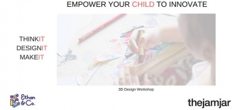 Kids 3D Design Workshop