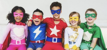 Superhero Summer Camp 2018