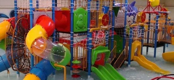 Splash Island Indoor Waterpark Tickikids Dubai