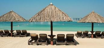 Le Meridien Mina Seyahi Resort's pool & beach access