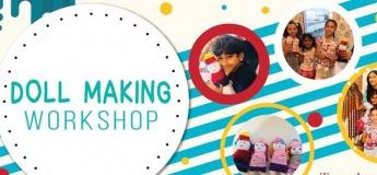 Doll Making Workshop: Gifting dolls for refugees