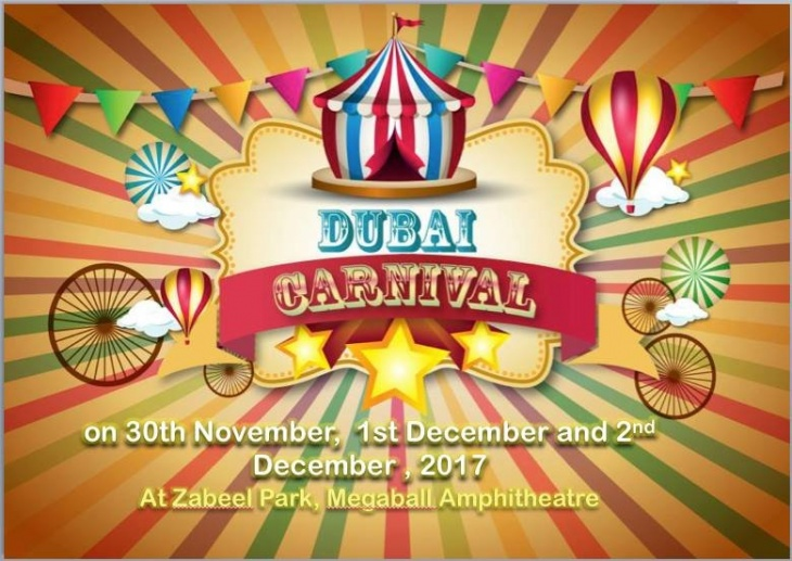 Cele Te Martrys Day And National Day Weekend At Dubai Carnival Zabeel Park Amphitheater
