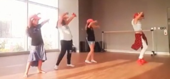 Petite Hip Hop Dance Class
