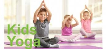 6 Week Kids Yoga Course