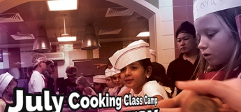 July Cooking Class Camp