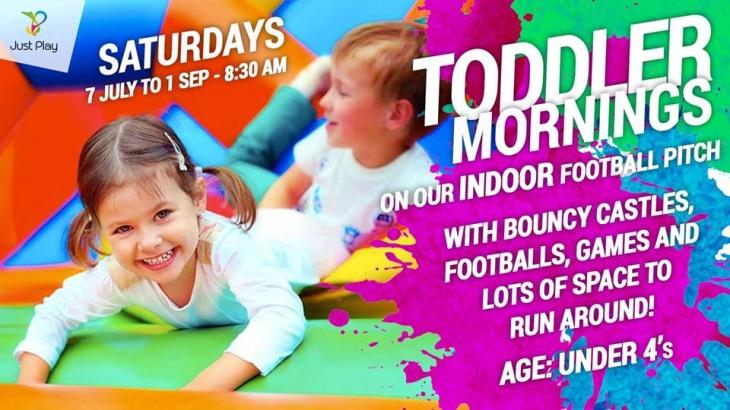 Toddler Mornings at Just Play