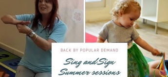 Sing and Sign Summer Sessions (Khalifa City)