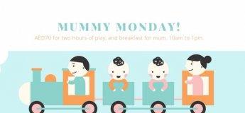 Half Term Mummy Monday at Le Petit Palais!