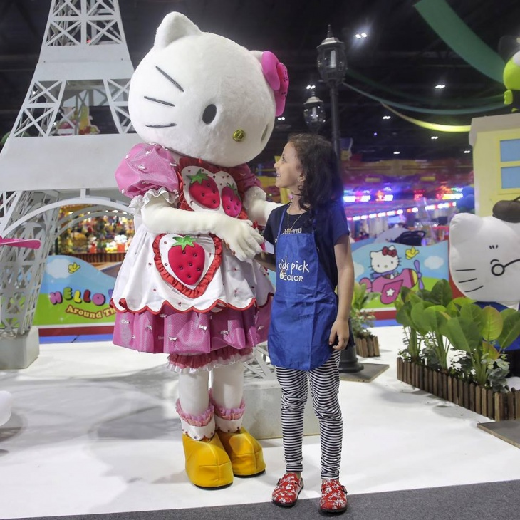Hello kitty at modhesh world tickikids dubai hello kitty at modhesh world gumiabroncs Image collections