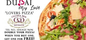 "Dubai My Love ""Lover's Pizza"""