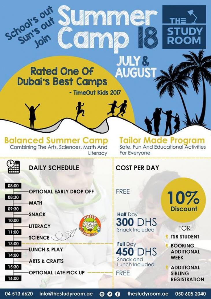 Summer Camp 2018!