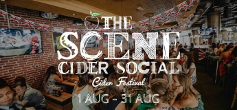 The Scene Cider Social!