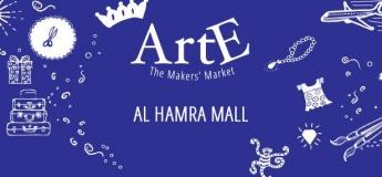 ARTE The Makers Market in Al Hamra Mall