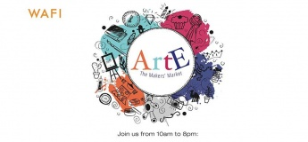 ARTE The Makers Market in WAFI Mall
