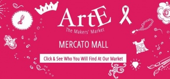 ARTE, The Maker's Market in Mercato Mall