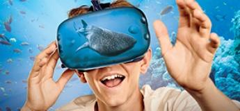VRZoo at Dubai Aquarium & Underwater Zoo