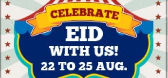 Eid Al Adha Celebrations at Abu Dhabi Mall