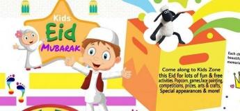 Eid in Kids Zone