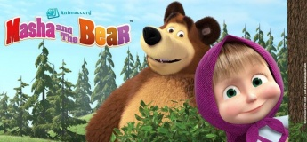 Masha and The Bear LIVE on stage