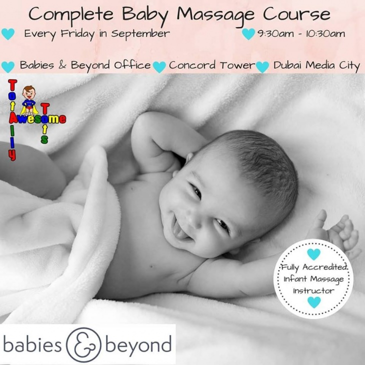 Complete Baby Massage Course