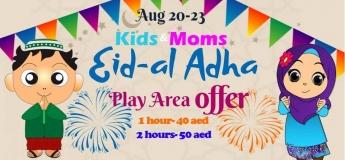 Kids and Moms' Eid-al Adha Play Area Offer