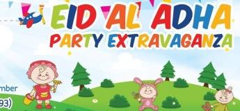 Eid-Al-Adha Party Extravaganza @ Playdates