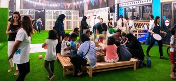 Complimentary Kids Creative Zone @ The Outlet Village