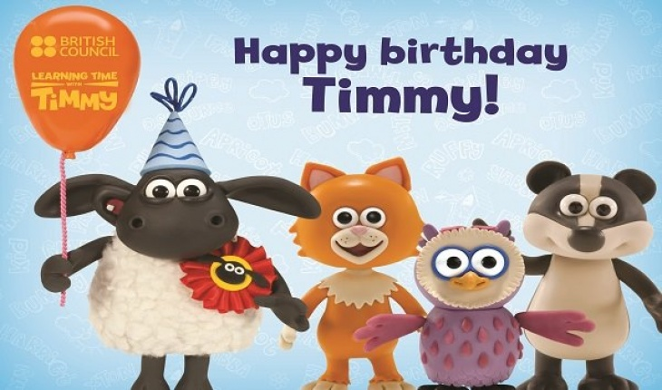 Timmy's birthday party