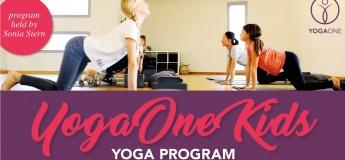 YogaOne Kids Yoga Program