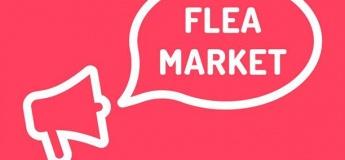 Charity Flea Market - free entrance