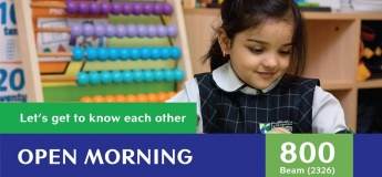 Open Morning at International school of science