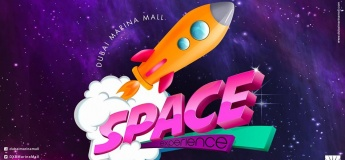 Space Experience at Dubai Marina Mall