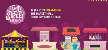 Family Street Market at The Market Mall, Dubai Investments Park
