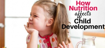 Food & Nutrition: Children aged 0 - 5